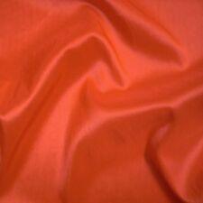 "Orange Yellow Two Tone Taffeta Fabric Weddings 60"" P/Mtr"