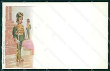 Military Russia Russian Soldier postcard XF3635