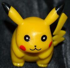 "2"" Chubby Pikachu # 25 Pokemon Toys Action Figures Figurines 1st Series Gen 1"