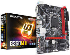 Gigabyte B360m H Matx placa base Intel Lga1151 CPU