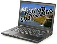 "Lenovo ThinkPad W520 i7 2760QM 2,4GHz 16GB 320GB 15,6"" Win 7 Pro 1920x1080 Nvidi"