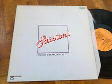 LP   Franco Micalizzi – Passioni Label: RCA – BL 74017 Format: Vinyl, LP Count