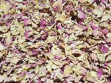 Pink ROSE PETAL 100g Dried Wedding Tea - No Added DYES Organic Healthy