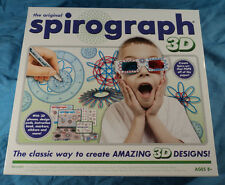 The Original Spirograph 3D Kit, Set, Arts Crafts, Drawing, Kahoots, Brand New
