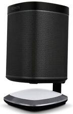 Flexson Illuminating Charging Stand for Sonos Play: 1 - Black (Single), P1DSL102