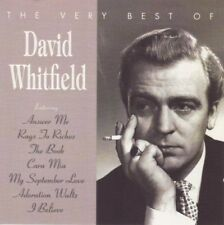 David Whitfield - The very best of - CD -