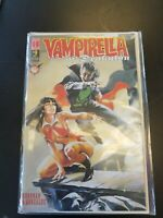 VAMPIRELLA OF DRAKULON #3 W/PROMO CARD very good condition. HALLOWEEN SPECIAL