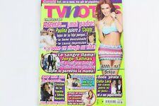 Tv Notas Mexican Magazine August 2012 Malillany Ana Bekoa Sexy