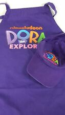 dora the explorer hat and apron