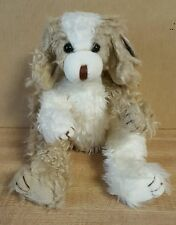"""Ty Attic Treasures Scruffy Dog Jointed 9"""" 1993 Retired"""