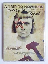 A TRIP TO NOWHERE - True Stories of a Secret History - DVD - NEW