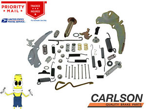 Complete Front Brake Drum Hardware Kit for Chevy Bel Air 1963-1970 ALL Models