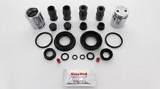 REAR L & R Brake Caliper Repair Kit +Pistons for MAZDA 3 2004-2014 (BRKP62)