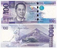 2014A NEW GEN 100 Pesos Aquino-Tetangco STARNOTE Replacement Philippine Banknote
