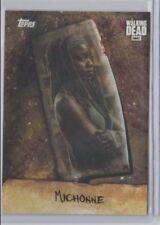 Topps The Walking Dead Season 7 Insert Trading Card CHOP-3 Michonne