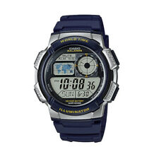 Orologio Subacqueo Digitale World Blu Casio - Ae1000w2avdf