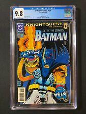 Detective Comics #675 CGC 9.8 (1994) - Platinum Variant Edition