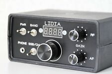 """Double-band Receiver CW/SSB """"Lidia-2"""" (40/80 meters). KIT DiY!"""