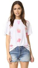 NWT $84 Wildfox Couture Wine & Diner Favorite Tee Shirt sz M
