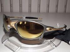 New Oakley X Metal XX Sunglasses 24K / 24K Gold Iridium