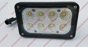 86533428 LED Flood Light for New Holland Skid Steer Loaders Skidloader L LS LX +