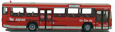 """Rietze 72309-1 Man SL200"""" Aseag Aachen"""" Hbf Aachen Modelo Especial lim.200 Pcs."""