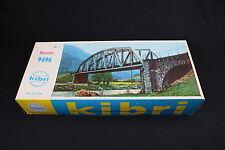 W169 KIBRI Train Maquette 9696 Pont ferroviaire plastique decor diorama