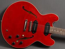 Gibson ES-335 Dot P90 Wine Red