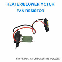 Renault Renault Clio MK3 Modus Heater/Blower Motor Fan Resistor 7701209803