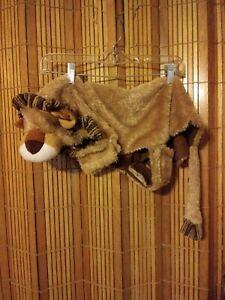 Halloween Lion Costume for Dogs size medium