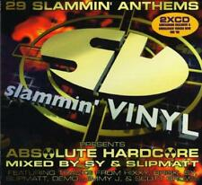 SLAMMIN VINYL - ABSOLUTE HARDCORE: MIXED BY SY & SLIPMATT 2CDs (NEW)