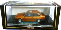VITESSE 1:43 _ FORD ESCORT MK3GL - 1981 METALLIC ATZEC BRONZE COLOR (24831R).