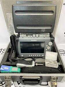 Anritsu MT9085A 063 Access Maître Sm MM Fibre Otdr W / Opte 002,007, 010, ES310