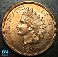 1906 Indian Head Cent Penny  --  MAKE US AN OFFER!  #P0952