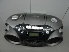 JVC RC-ex26 CD/ CASSETTE PORTABLE SYSTEM, BOOMBOX