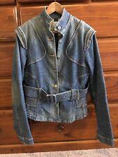 Sass And Bide Denim Jacket Size 44-8