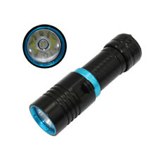 KC Fire Led 2000Lm XM-L2 Waterproof Dive LED Diving Flashlight Torch Lamp Light