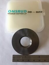 """New listing Lmt Onsrud 30-022 2.0"""" Solid Carbide Honeycomb Hogger Blade - New"""