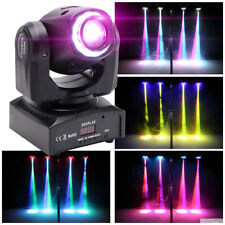 70W Moving Head Light LED Spot 4 Color RGBW Gobos Magical Circle DMX DJ Party