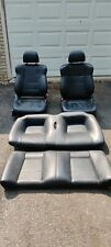 1994 1999 Toyota Celica Convertible Front And Rear Leather Seats Fits Toyota Celica