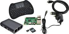 Raspberry Pi 3 16GB KODI Media Bundle RPi3B366