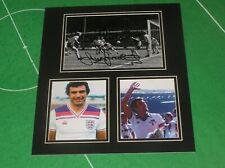 Trevor Brooking Signed West Ham United & England Mount 1980 FA Cup Final