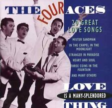 Four Aces - Love Is Many-Splendored [CD New]
