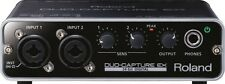 New Official Roland UA-22 Duo-Capture EX USB Audio Interface EMS from Japan