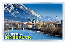 INNSBRUCK AUSTRIA FRIDGE MAGNET SOUVENIR IMAN NEVERA