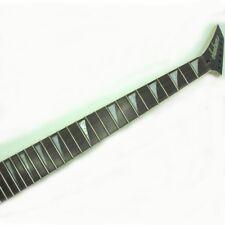 Reverse headstock  guitar neck maple 24 Frets rosewood Fingerboard JACKSON style