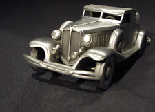 1932 Chrysler Roadster Car New Danbury Mint Pewter
