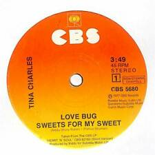 "Tina Charles - Love Bug  - 7"" Vinyl Record"