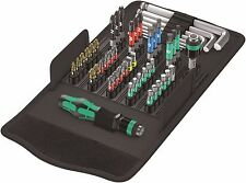 Wera Kraftform Kompakt 100 52 Piece Bitholding Screwdriver Set 05057460001