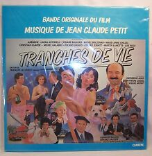 Jean Claude Petit TRANCHES DE VIE Mint French Film Soundtrack import LP
